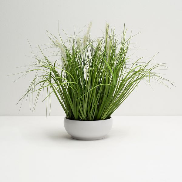 Planta-Artificial-Arreglo-Grass-38Cm-Blanco