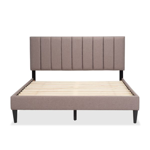 Cama-Conney-Extradoble-Taupe