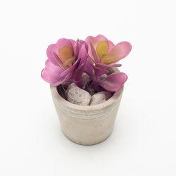 Planta-Artificial-Bonsai-Rose-8-7Cm