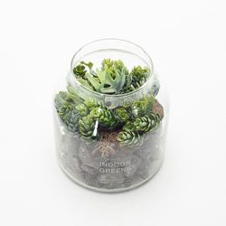 Planta-Artificial-Bonsai-Tropical-14.5-15Cm