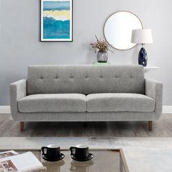 Sofa-3P-Dansk-Gris-Claro