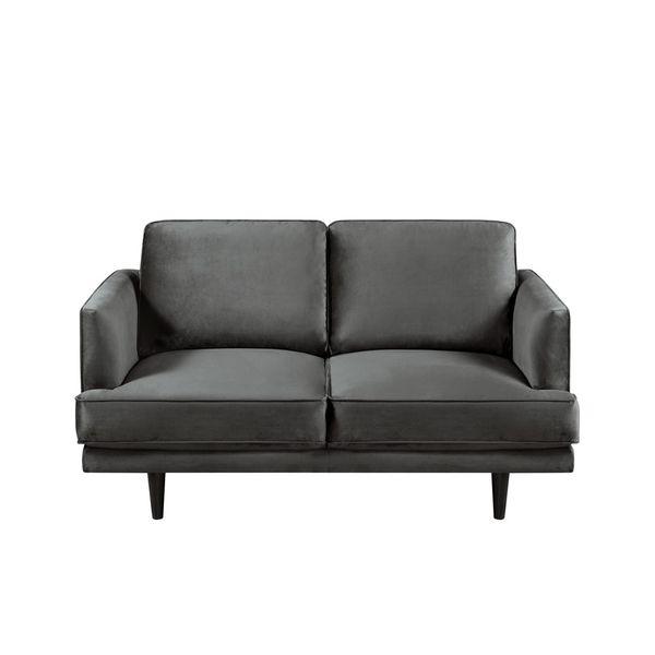Sofa-2-Puestos-Bamboo-Gris