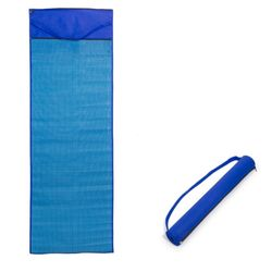 Colchoneta-Para-Yoga-180-60Cm-Sintetico-Azul