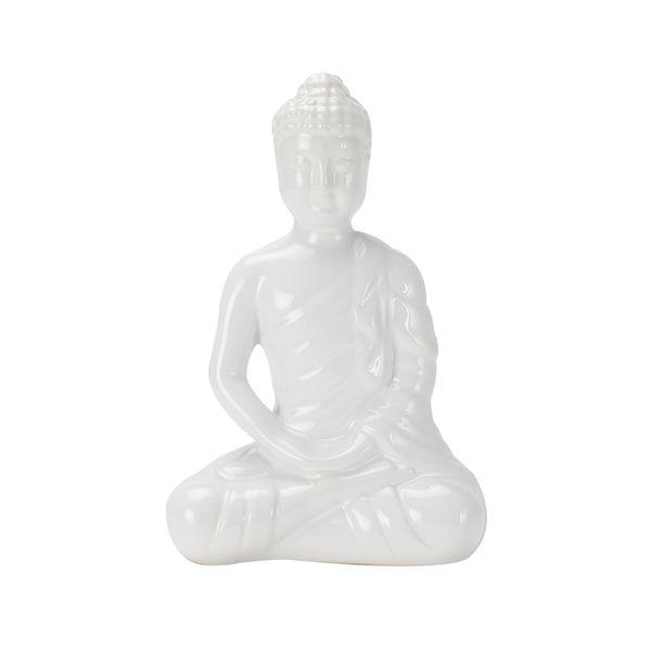 Figura-C21-Buda-Sentado-14-7-21Cm-Blanco