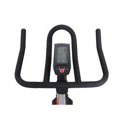 Bicicleta-De-Spinning-Evo-S1-Acero-Negro-Gris