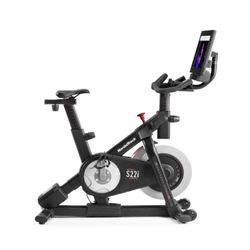Bicicleta-De-Spinning-S22I-Nordictrack-Acero-Negro