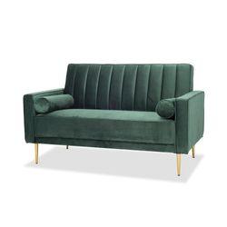 Sofa-2P-Akane-Verde
