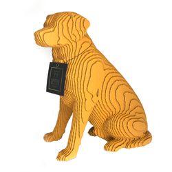 Figura-Decorativa-Labrador-30-19-27Cm-Mostaza