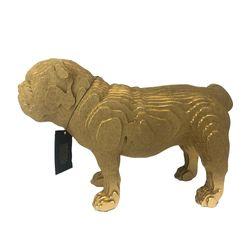 Figura-Decorativa-English-Bulldog-20-12-22Cm-Carton-Dorado