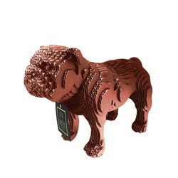 Figura-Decorativa-English-Bulldog-20-12-22Cm-Carton-Rosado