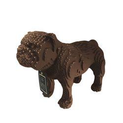 Figura-Decorativa-English-Bulldog-20-12-22Cm-Carton-Cafe-O