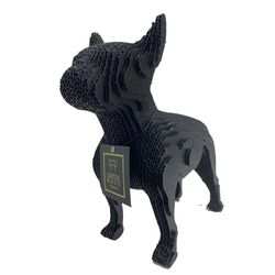 Figura-Decorativa-Boston-Terrier-30-12-33Cm-Carton-Negro