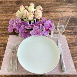 -Text---Individual-Carnation-44-29Cm-Rosa-Blanc--