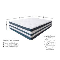 Colchon-Doble-Pillow-King-200-200-36Cm-Gris-Blanco