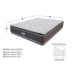 Combo-Colchon-Healthy-King-200-200-32C-Prot-Almohada-Gris