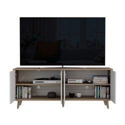 Carro-Tv-65--Pixel-61-149-40Cm-Rovere-Blanco
