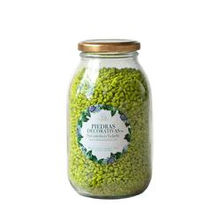 Piedras-Decorativas-Para-Plantas-Verde-1Kg