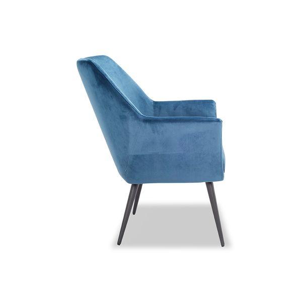 Poltrona-Dahlia-Terciopelo-azul