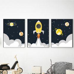 Set-3-Cuadros-Cosmos-40-30-2Cm