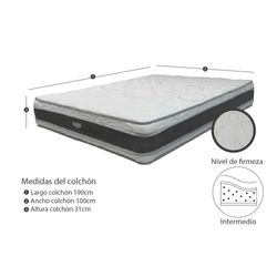 Colchon-Comfort-Sencillo-100-190Cm