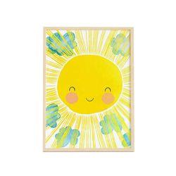 Cuadro-Hello-Sunshine-50-70Cm