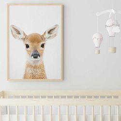Cuadro-Little-Deer-30-40Cm