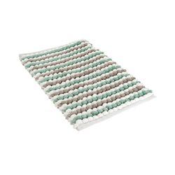 Tapete-Bano-Cotton-Cubes-Verde-Menta-Gris