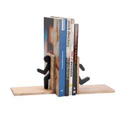 Apoya-Libros-Run-32-10-15Cm-Natural-Negro
