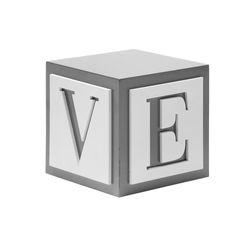 Cubo-Decorativo-Love-10-10-10Cm-Gris