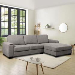 Sofa-En-L-Verona-Derecho-Gris