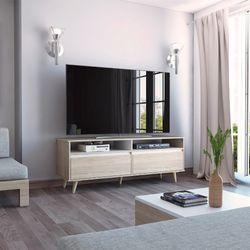 Carro-Tv-60Pg-City-Rovere-Blanco