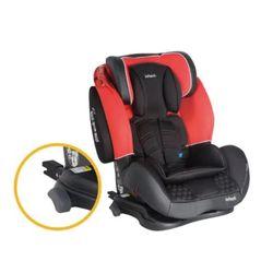 Silla-Infanti-De-Carro-Elite-Rojo-Negro