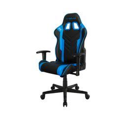 Silla-Giratoria-Gamer-Dxracer-Negro-Azul