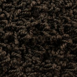 Tapete-Rectangular-Furry-III-50-100Cm-Marron