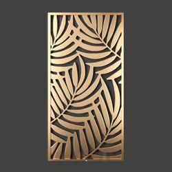 Cuadro-Decorativo-Palm-Tree-60-30-1Cm-Dorado