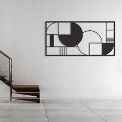 Cuadro-Decorativo-Geomteric-102-62-1Cm-Negro