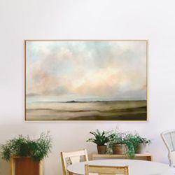 Cuadro-Sea-Autumn-Canvas-100-80-2Cm-Colores-Varios