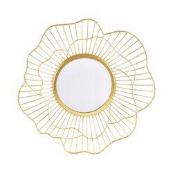 Espejo-Flower-Diam-Dorado